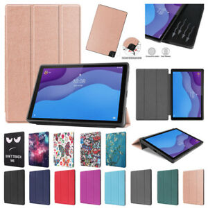 """Smart Sleep Flip Leather Case Cover For Lenovo Tab M10 HD 2nd Gen TB-X306F 10.1"""""""