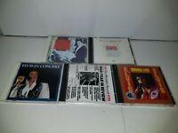 Elvis Presley CD Lot. Set Of 5 CDs - B26-7