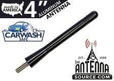 "**SHORT**  4"" BLACK ALUMINUM ANTENNA MAST - FITS: 1997-2010 Mercury Mountaineer"