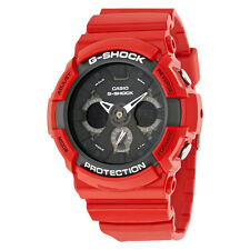 Casio G-Shock Mens Watch GA201RD-4A