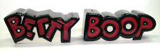 "Betty Boop ceramic figurine ornaments Salt and Pepper pots 10cm (4"") long"