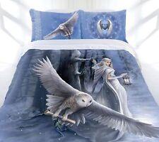 ANNE STOKES MIDNIGHT MESSENGER Double Bed Size Doona | Duvet | Quilt Cover Set