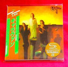 Caravan Caravan JAPAN SHM MINI LP CD UICY-94326