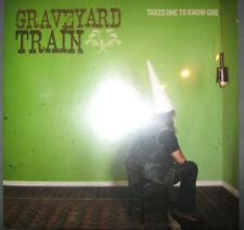 "12"" Vinyl LP NEU + OVP Graveyard Train – Takes One To Know One  Rock Folk World"