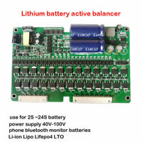 Bluetooth APP 2S~24S BMS Battery Active Equalizer For Li-ion, Lipo, Lifepo4, LTO