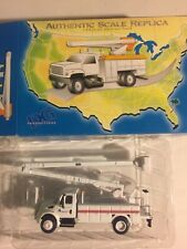 Allegheny Power Authentic scale replica 1/64 Scale die cast utility truck