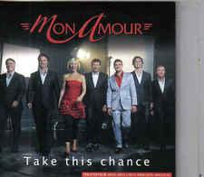 Mon Amour-Take This Chance cd single