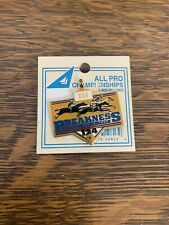 PREAKNESS Pimlico 1999 Hat/Lapel Pin 124th With Original Packaging Horse Racing