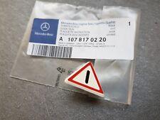 Genuine Mercedes-Benz W124 R107 W123 W210 W163 W463 Symbol A1078170220
