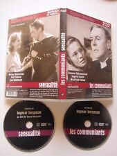 Les communiants + Sensualité (Ingmar Bergman), coffret 2DVD VOSTF, Drame