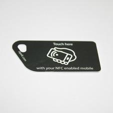 5 Nero esortazione all'azione NFC Tag in Plastica Key Card NXP Ntag 213 Android Samsung