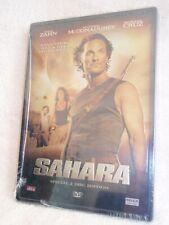 Sahara SteelBook [DVD: 2, Special 2 Disc Edition, Embossed] (Penélope Cruz) RARE