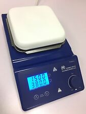 T2-HS380 Lab Mixer Hot Plate Magnetic Stirrer 380C 1500 RPM LED Display