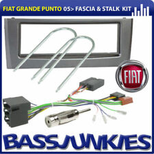 Car Radio Steering Wheel Interfaces for Punto/Grande Punto