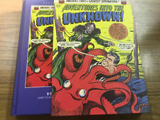 Adventures into the Unknown Vol. 9 PS Publishing Hardcover Precode New Slipcase