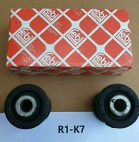FEBI 2x Lagerung, Querlenker  Vorderachse beidseitig, 05290  VW T4 Bus