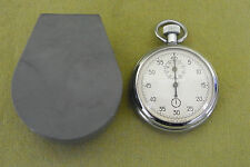 Stoppuhr - russische Stoppuhr - Made in USSR - Uhr läuft