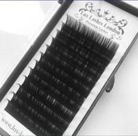 Luxury Individual Semi Permanent Classic Lashes C/D Curls Volume Party Lashes/PB