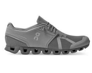 On Running 1999204 Cloud Monochrome Men's Trainers Zinc Sneakers Shoes