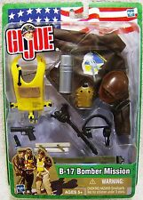G I Joe B-17 Bomber Mission Gear by Hasbro JC