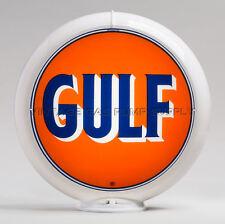 """Gulf 13.5"""" Gas Pump Globe (G138)"""
