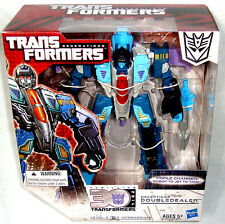 Transformers Generations Doubledealer Voyager Action Figure MIB 30th Anniversary
