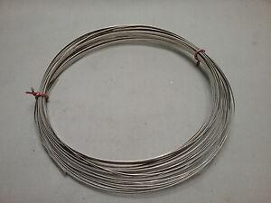 Nichrome flat wire .125  x .022 series 50 FEET Resistance Resistor