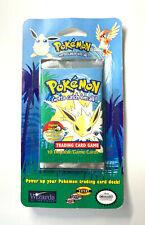 Pokemon Card Prototype Sample Unreleased Jungle Jolteon Blister 1st Edition Pack