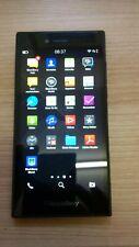 BlackBerry  Leap - 16GB - Schwarz (Ohne Simlock) Smartphone