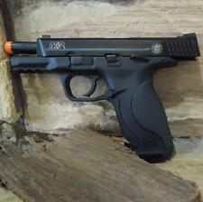 Smith & Wesson M&P 9 Black Blowback Metal Version Co2 Airsoft Gun, Pistol