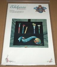 """Roxanne Jarvis """"So Faux Brushes!"""" Tole Painting Pattern Pack"""