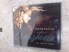 ANASTACIA - I'M OUTTA LOVE - CD SINGLE - (R12)