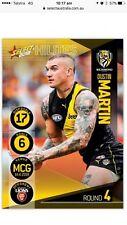 2018 AFL SELECT HILITES Dustin Martin ROUND 4 Richmond