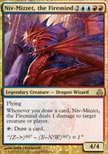 Niv-Mizzet, the Firemind - Guildpact - MP, English MTG Magic FLAT RATE SHIP