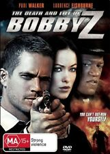 The Death And Life Of Bobby Z (2007) Paul Walker - NEW DVD - Region 4