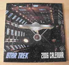 Star Trek: Kalender von 2006 für Sammler – Poster