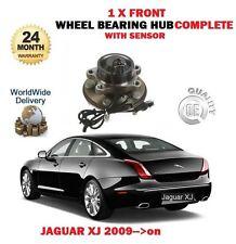 FOR JAGUAR XJ6 3.0D 2.0 3.0 5.0 V8 V6 2009-> NEW 1 X FRONT WHEEL BEARING HUB KIT