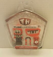 Tube Heroes Explodingtnt Action Figure  with Accessories NEW Great Gift Idea