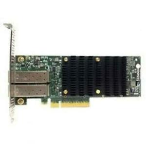 Chelsio 2-port Low Profile 1/10GbE Base-T UWire Adapter with PCI-E x8 Gen 3, RJ4
