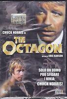 Dvd **THE OCTAGON** con Chuck Norris 1980