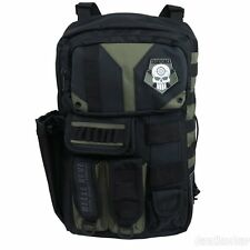 Official Suicide Squad Taskforce X Belle Reve Special Security Tactical Backpack