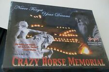 Never Forget your Dreams Crazy Horse Memorial 500 Piece Puzzle SEALED