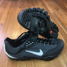 Nike ACG Mens Cycling Shoes Sz 9 Cross Strap Billing Bike Lace Up Vintage