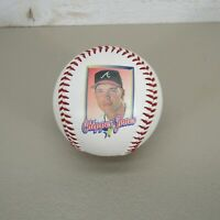 1997 Wheaties All-Stars Atlanta Braves Chipper Jones foto Ball