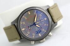 IWC Big Pilot Watch - Top Gun Miramar - IW388002 - Chronograph Automatic Watch