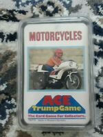 Ace Trump Card Game Motorcycles Top Trumps