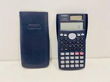 Casio FX-85MS Calculadora científica-probado trabajando con cubierta
