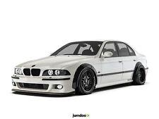 BMW 5 M5 BMW E39 Kotflügelverbreiterung CONCAVE body kit radläufe 70mm 4Stück