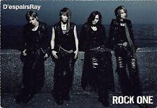 B57098 D`espairsRay Musiciens Musicians Rock one