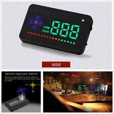 8-18V Car HUD Speed Projector GPS Digital Speedometer Head Up Display Universal
